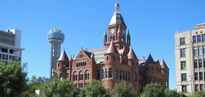 Dallas County Courthouse